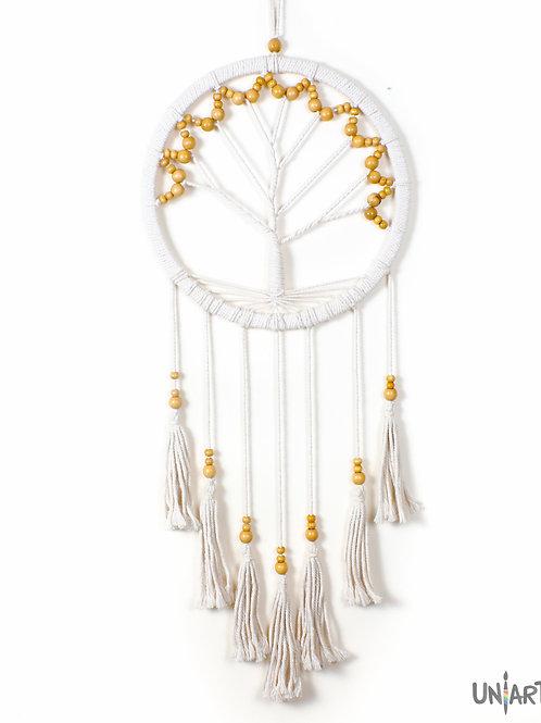 Dreamcatcher the white tree of life