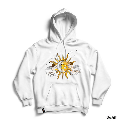 Eclipse of the renaissance Hoodie