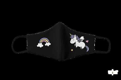 Unicorn wings Kids Mask