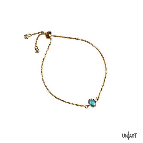 The robin egg bracelet