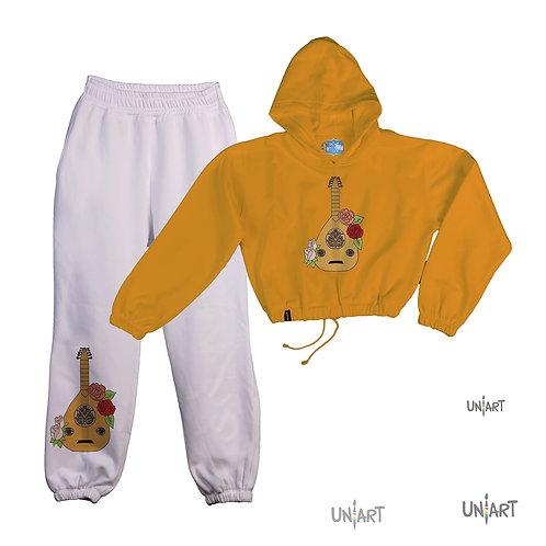 Oud wa woroud II sweat suit