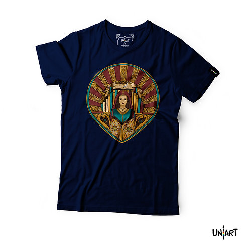 The Library of Fatima Tshirt
