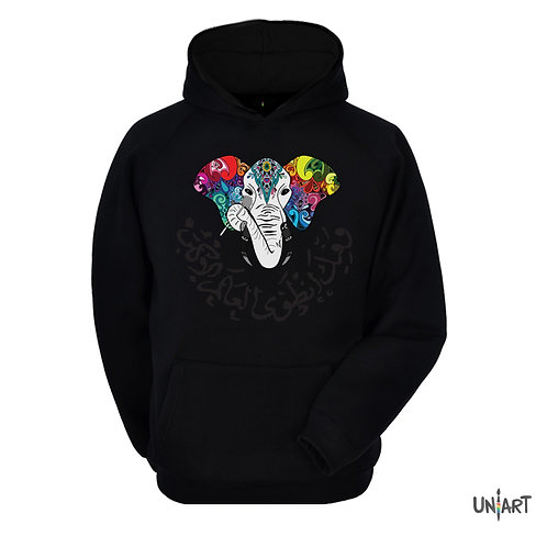 Hymn Tune of Elephants Hoodie