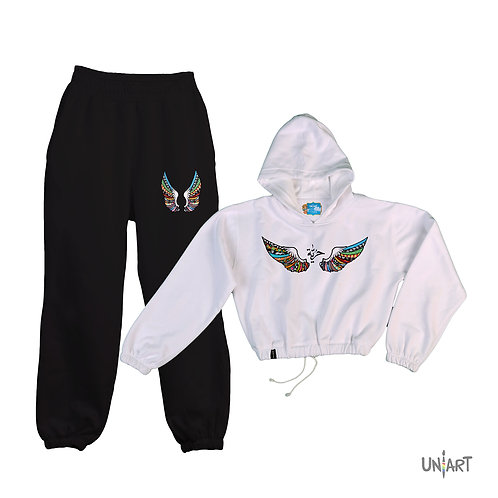 Al Hurriya sweat suit