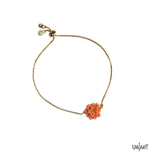 Eternal blooming bracelet