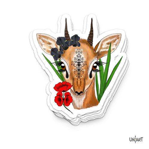 Al Reem Sticker