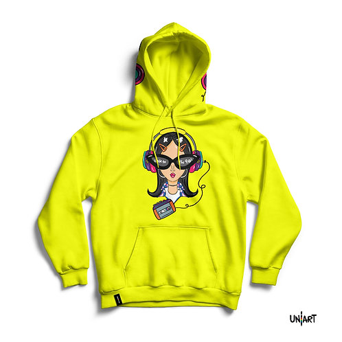 Hoodie Back to the 90's