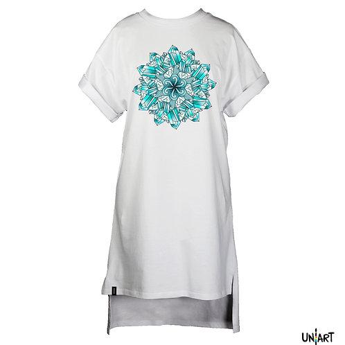 Crystallized Mandala Dress