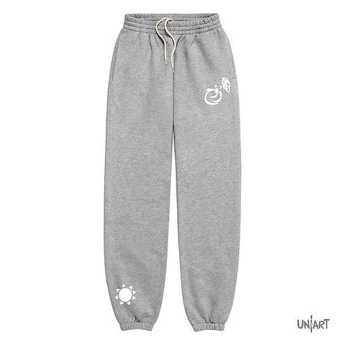 Summer pants -Al Rwh