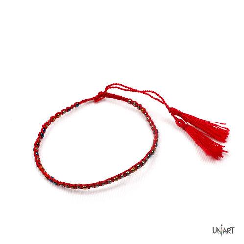 Bracelet Red Oath
