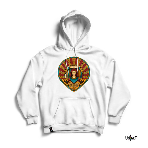 The Library of Fatima Hoodie