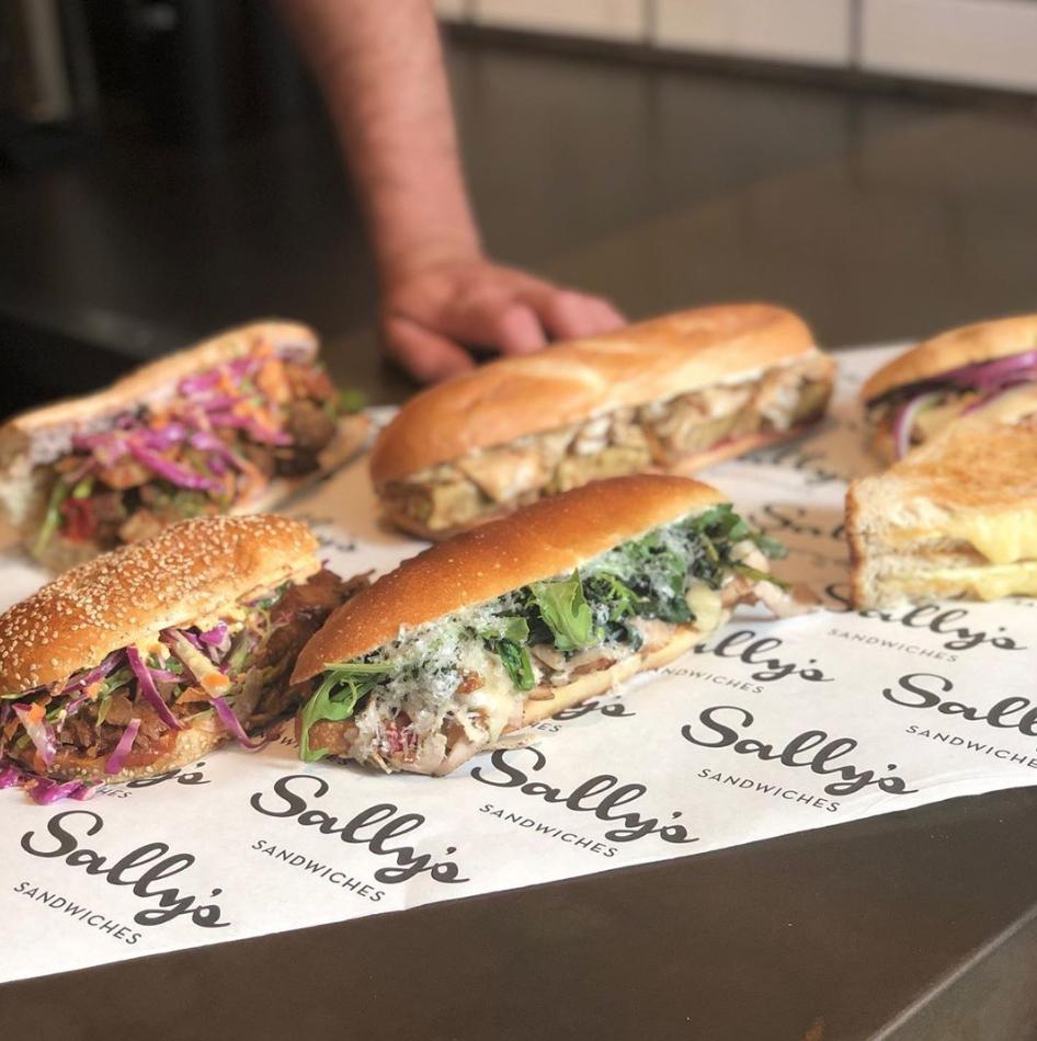 Sally's Sandwiches Boston