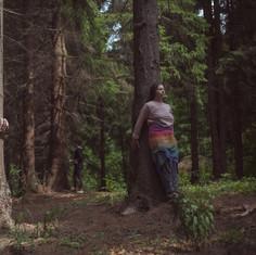 Rozmowy z drzewami - warsztat podczas wydarzenia Sabat Kobiet // Talking with the Trees workshop during Sabat Kobiet, Woman Gathering