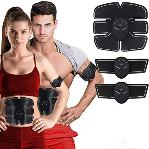 Smart Fitness Body Mobile-Gym 6 Pack EMS Tummy Flatter, Weight loss