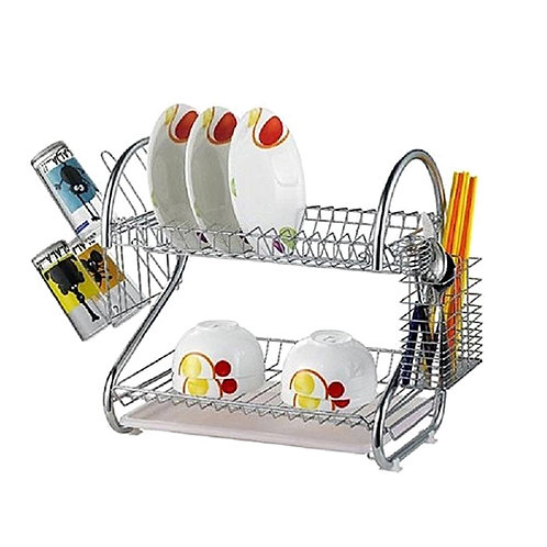 Multi-function Stainless Steel Dish Drying Rack,cup Drainer Strainer