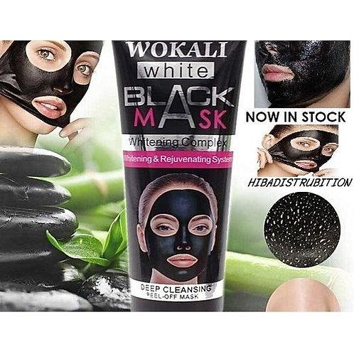 Wokali White Black Mask