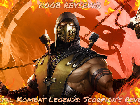 Noob Reviews: Mortal Kombat Legends: Scorpion's Revenge