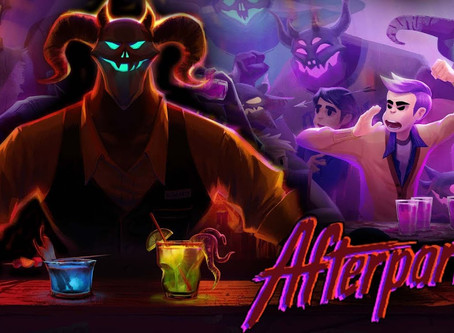 Noob Reviews: Afterparty