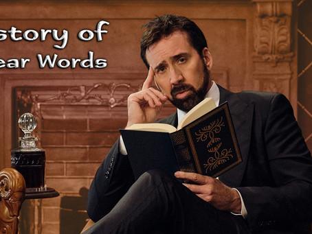 Noob Reviews: History of Swear Words (Season 01)