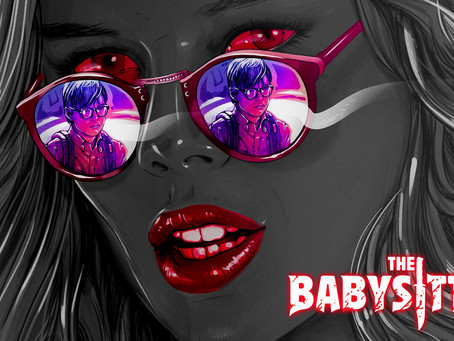 Noob Reviews: The Babysitter (2017)