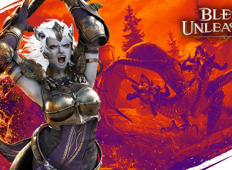 Noob Reviews: Bless Unleashed (Open Beta)