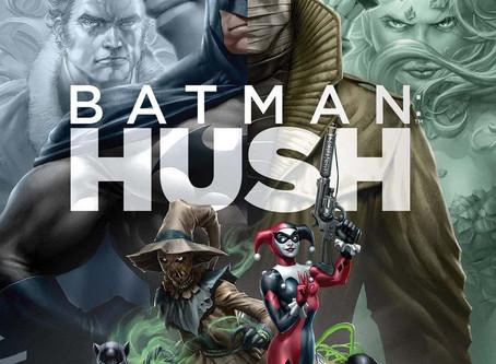 Noob Reviews: Batman: Hush