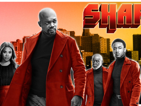Noob Reviews: Shaft (2019)