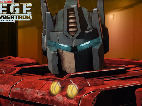 Noob Reviews: Transformers: War for Cybertron Trilogy (Chapter 01 - Siege)