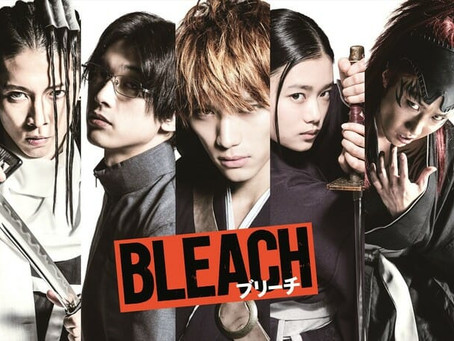 Noob Reviews: Bleach (2018 live-action adaptation)