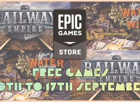 Epic Store Free Games (10th to 17th of September)