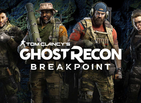 Noob Reviews: Tom Clancy's Ghost Recon Breakpoint