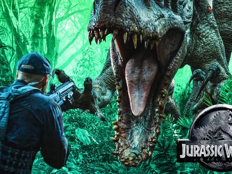 Noob Reviews: Jurassic World