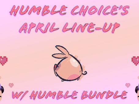 Humble Choice's April Line-Up