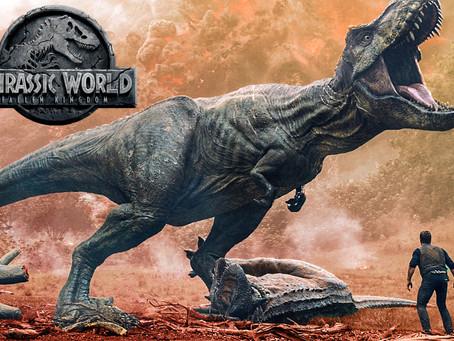 Noob Reviews: Jurassic World: Fallen Kingdom