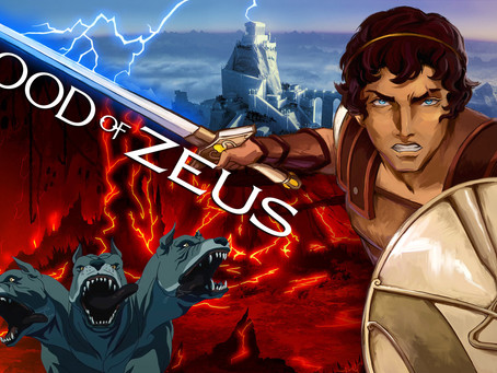 Noob Reviews: Blood of Zeus (Season 01)