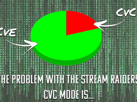 The problem with the Stream Raiders CvC mode is…