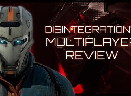 Noob Reviews: Disintegration's Multiplayer