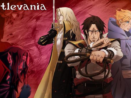 Noob Reviews: Castlevania (Seasons 02 and 03)