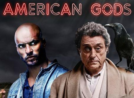 Noob Reviews: American Gods (Seasons 01 & 02)