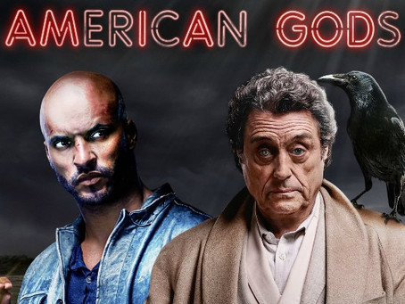 Noob Reviews: American Gods (Seasons 01 & 02)
