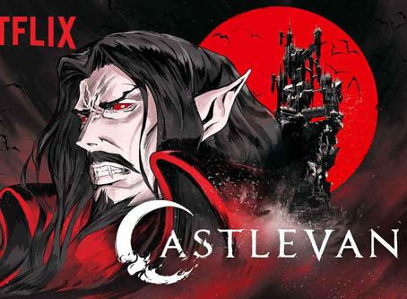 Noob Reviews: Castlevania (Season 01)