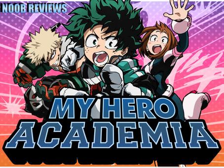 Noob Reviews: My Hero Academia (Season 01)