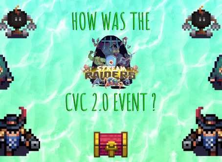 How was the Stream Raiders CvC 2.0 event?