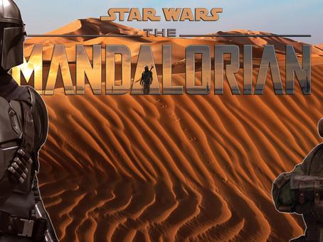Noob Reviews: The Mandalorian (Season 01)