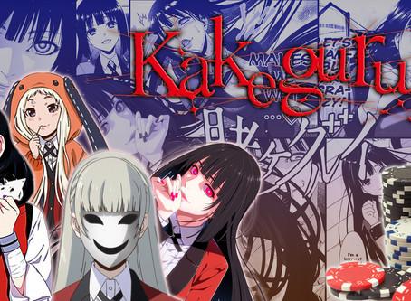 Noob Reviews: Kakegurui (Season 01)