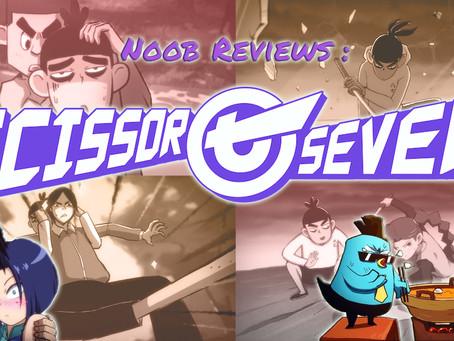 Noob Reviews: Scissor Seven (Season 01)