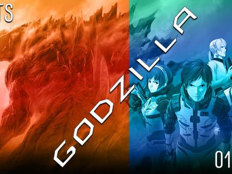 Noob Reviews: Godzilla (Parts 01 - 03)