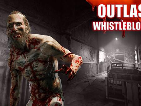 Noob Reviews: Outlast's Whistleblower DLC