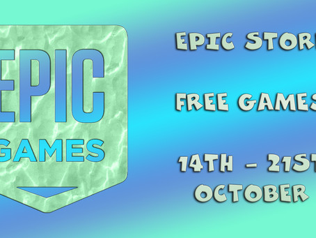 Epic Store Free Games (14th to the 21st of October)