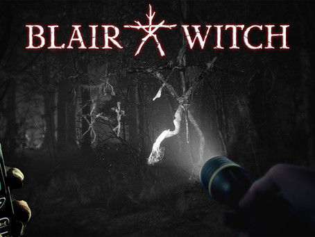 Noob Reviews: Blair Witch